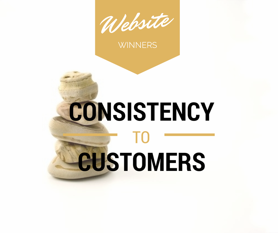 consistency to win customers - Write to Right