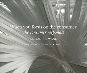 Focus on the customer - Write to Right