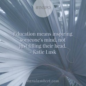 education-quote-katie-lusk-kara-lambert-business-coach