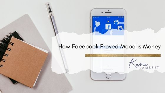 How Facebook proved mood is money