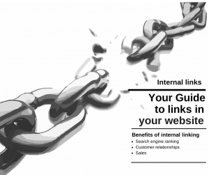 Benefits of internal website links - Write to Right