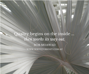 Quality websites - Write to Right