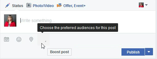 preferred audience