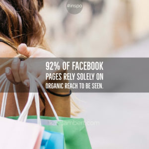 What is organic facebook reach and why does it matter
