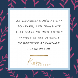 5 ways to overcome fomo in business quote by Jack Welch