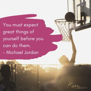 things have to get better quote Michael Jordan