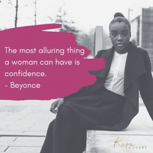 Beyonce self-assurance quote