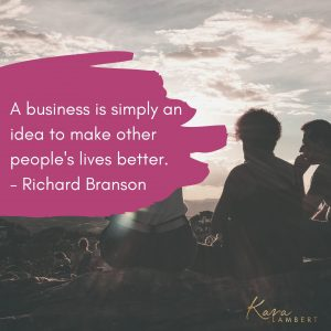 people are important to business success Richard Branson Quote