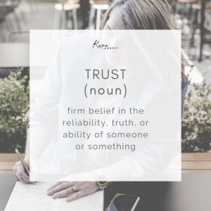 build trust in small business relationships