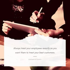 employees exceptional customer service