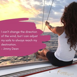 Direction small business quote James Dean