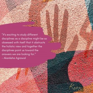 holistic business approach akaksha agarwal quote