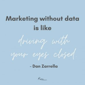 marketing without data customer service information Dan Zarrella quote